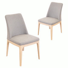 Maine Upholstered Dining Chairs (Set of 2)