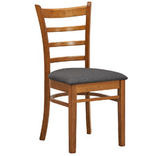 Ainsley Rubberwood Dining Chair
