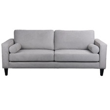 Heather 3 Seater Upholstered Sofa