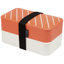 Nigiri 2 Compartment Bento Box