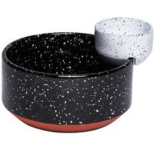 2 Piece Eclipse Chip & Dip Bowl Set