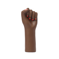 27cm Girl Power Hand Vase