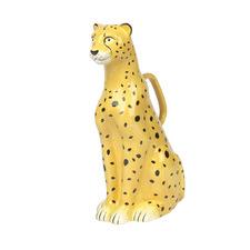 Urban Jungle Ceramic Cheetah Watering Can