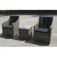 Luna 3 Piece Lounge Set