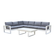 5 Seater Manly Modular Outdoor Lounge Set