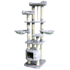 175cm High Rise Cat Stretching Tree