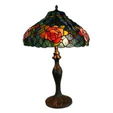 Carlo Roses Table Lamp