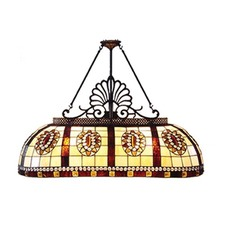 Geometric Billiards Lamp