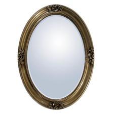 Brita Oval Wall Mirror