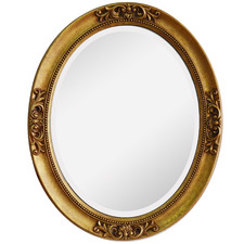 Loreta Oval Wall Mirror