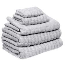Silver Conran Soho Towels