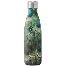Peacock Flora & Fauna 500ml Water Bottle