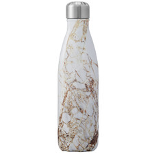 Gold Calacatta Elements 500ml Water Bottle