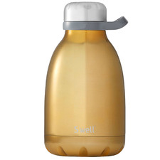 Yellow Gold Roamer Metallic 1200ml Water Bottle