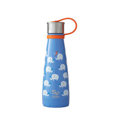 Kids' Bath Time 295ml Stainless Steel Water Bottle