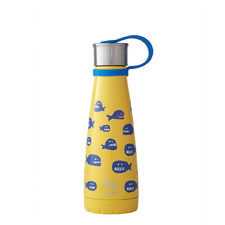 Kids' Whale of a Time 295ml Stainless Steel Water Bottle
