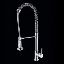 Tall Round Spring Pull Out Kitchen Mixer