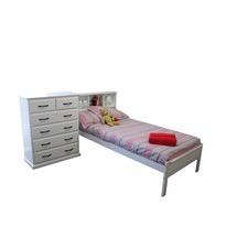 Bookcase Bed Frame