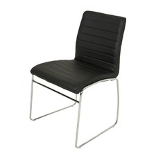 Coogee Sleigh Dining Chair (Set of 4)