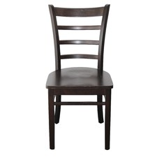 Jackaroo Chair with Wooden Seat (Set of 2)