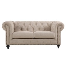 Landon 2 Seater Chesterfield Sofa