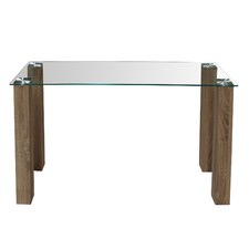 TimberGrain Console Table