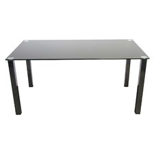 Kialla Long Glass Dining Table