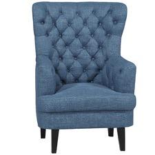 Fernand Wing Back Armchair