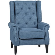 Classic Chester Wing Back Armchair