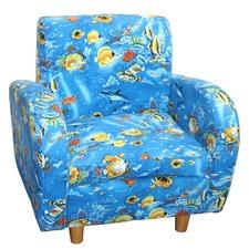Aquarium Kids' Armchair