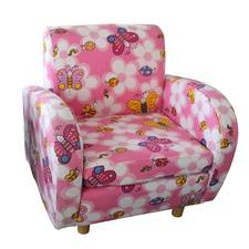 Butterfly Kids' Armchair