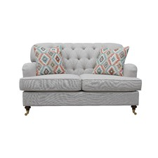 Button Tufted Willoughby 2 Seater Sofa