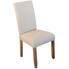Cream Ashton Upholstered Dining Chairs