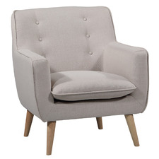 Brexley Upholstered Arm Chair