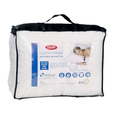 Quilted Percale Fully Fitted Mattress Protector