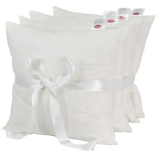 Feather Cushion Insert (Set of 4)