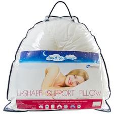 Cloud Support U-Shape Support Pillow