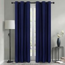 Camper Panel Eyelet Curtains (Set of 2)