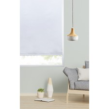 White Basic Roller Blind