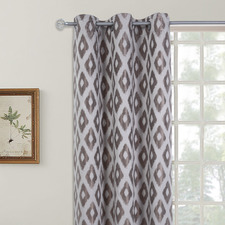 Istanbul Single Panel Eyelet Curtain