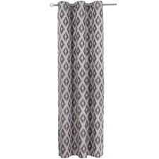Istanbul Single Panel Eyelet Curtain