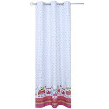 Mica Eyelet Curtain