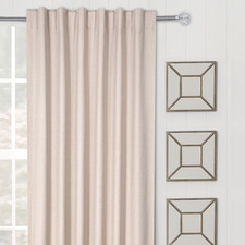 Metro Single Panel Concealed Tab Top Curtain