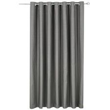 Rock Single Panel Eyelet Curtain