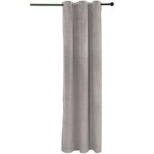 Velvet Eyelet Curtain