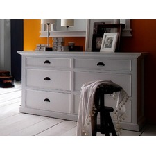 Coastal 6 Drawers Chest