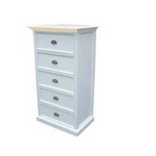 Halifax 5 Drawers Tall Chest