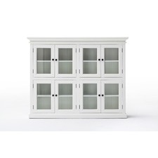 Halifax 8 Glass Door Pantry