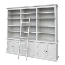 Halifax Hutch 240cm Bookcase
