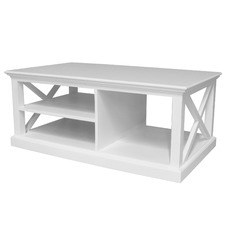 Halifax Coffee Table in White